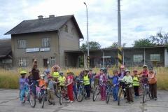 Cyklovýlet do Náměště