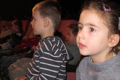 Kino Metropol - Tetiny o zimě