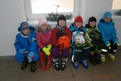 lyžařský kurz