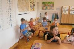 Předškoláci v ZŠ