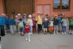Výlet vláčkem do Čech pod Kosířem