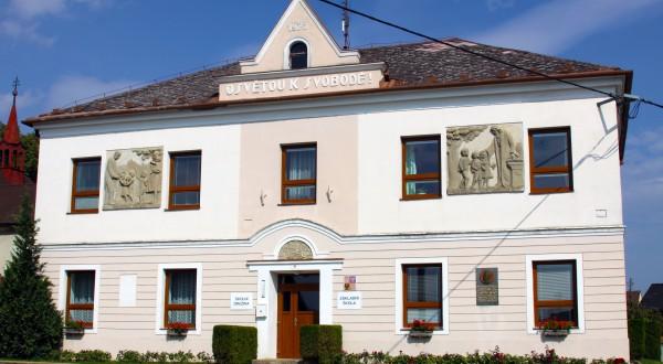 Informace o škole Drahanovice